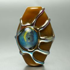 Making Glass, Glass Necklace, Lampwork Beads, Decor Crafts, Beadwork, Stained Glass, Cuff Bracelets, Glass Beads, Mosaic