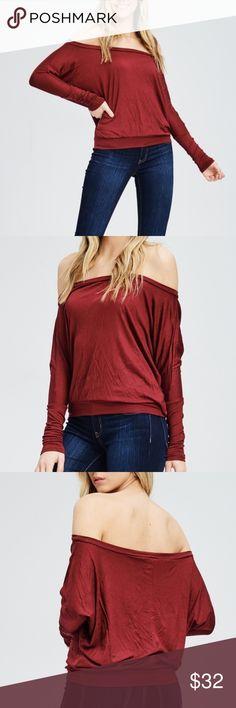 Crossroads Ladies Long Sleeve Bardot Neck Jumper sizes 8 10 12 18 20 22 Black