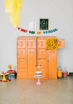 Kara's Party Ideas Back to School Party | Kara's Party Ideas