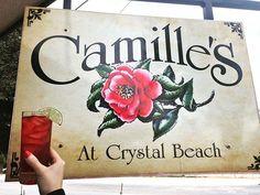 camilles at crystal beach Coast Restaurant, Fort Walton Beach, Seaside, Restaurants, Crystal, Instagram Posts, Recipes, Travel, Diners