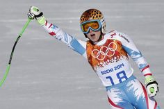 Olympic Alpine Skiing 2014: Women's Super-G Results, Medal Winners and Times