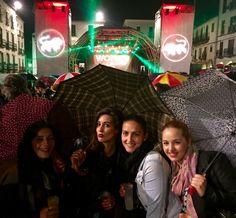 Carmen Barrantes nos envía este Tourself desde la Plaza Mayor de Cáceres, durante el pasado Womad.