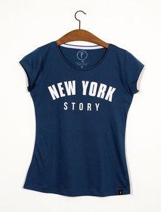 Tee New York / Camiseta estampada NYC