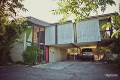 mid century modern homes - Google Search