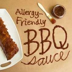 Ready to wow your family and friends this BBQ season? Make this allergy-friendly BBQ sauce from scratch and blow their minds! Tomato Allergy, Nightshade Free Recipes, Enjoy Life Foods, Allergy Free Recipes, Paleo Recipes, Food Allergies, Safe Food, Bbq, Favorite Recipes