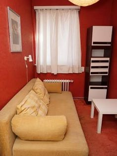 Bajcsy-Zsilinszky úton lakás eladó - Central Home Flats For Sale, Couch, Bed, Furniture, Home Decor, Homemade Home Decor, Sofa, Stream Bed, Couches