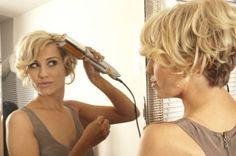 Chelsea Kane Short Hair Back View | Chelsea Kane