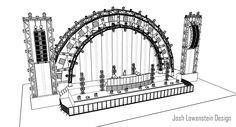 concert stage 3d model에 대한 이미지 검색결과