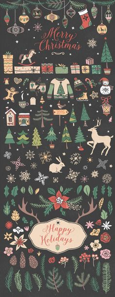 Christmas collection - Illustrations - 3