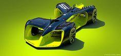 Roborace: la guida autonoma diventa campionato