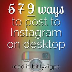 Can You Post to Instagram from Desktop? 7 Options to Try