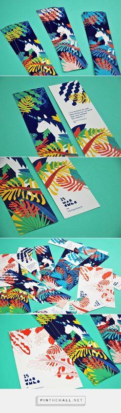 [Inspirations éditoriales] - 15marches - © Pollen Studio - carte de vœux…