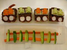 Family FECS: J's Lunch Box - Train