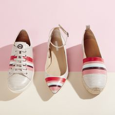 Longchamp Summer 2017 Shoes collection. Discover it on www.longchamp.com