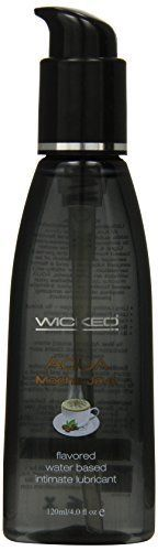 Wicked Sensual Care Wicked Aqua Flavored Water Based Lubricant, Mocha Java, 4 Ounce by Wicked Sensual Care - https://all4babies.co.business/wicked-sensual-care-wicked-aqua-flavored-water-based-lubricant-mocha-java-4-ounce-by-wicked-sensual-care/  #Aqua, #Based, #Care, #Flavored, #Java, #Lubricant, #Mocha, #Ounce, #Sensual, #Water, #Wicked #Health,CareSafety