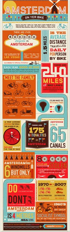 the city of bicycles #amsterdam #holidayideas
