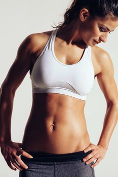 A Flatter Belly With Just 1 Move