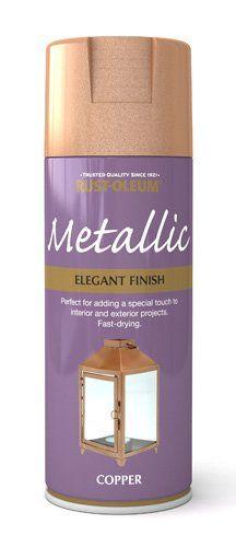 400ml Elegant Metallic Copper Rustoleum…
