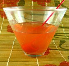 September Morning cocktail