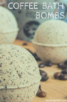 DIY Coffee Bath Bomb Recipe – How to make easy recipe with coconut oil. Perfect … DIY Coffee Bath Bomb Recipe – How to make easy recipe with coconut oil. Perfect for coffee lovers and coffee bath is great for the skin too. Wine Bottle Crafts, Mason Jar Crafts, Mason Jar Diy, Diy Hanging Shelves, Floating Shelves Diy, Coffee Bath, Coffee Enema, Bath Bomb Ingredients, Galaxy Bath Bombs