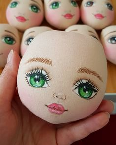 Blank doll is 13 in body diy doll bodies rag doll doll body blank doll body textile doll handmade dolls cloth doll body craft – ArtofitBlank Doll BODY is 28 inches cm) tall . Doll Face Paint, Doll Painting, Eye Painting, Doll Crafts, Diy Doll, Sewing For Kids, Diy For Kids, Doll Making Tutorials, Homemade Dolls