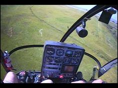 "▶"" Zero speed autorotation 300c Schweitzer helicopter - YouTube"" Extremely cool instructor."