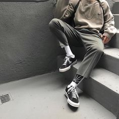 Ideas Sport Men Style Menswear Moda Masculina For 2019 Look Fashion, Korean Fashion, Mens Fashion, Fashion Styles, Fashion Photo, Fashion Ideas, Hommes Grunge, Men Street, Street Wear