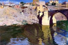 Sorolla en Toledo - avec toi, with You,с вами,あなたと,com você,mit Ihnen,与您,معك,與您,med dig,μαζί σας,