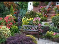 Butchart Gardens, BC, Canada - Ernesto Cortazar - Precioso - YouTube
