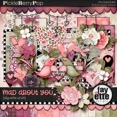 Mad About You Dig-ette-al Kit