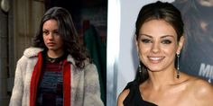 Then and Now: That 70s Show - Mila Kunis as Jackie Burkhart