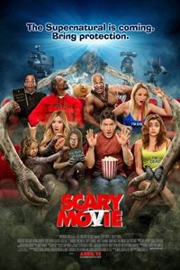 he latest installment of the SCARY MOVIE franchise includes send ups of PARANORMAL ACTIVITY, MAMA, SINISTER, THE EVIL DEAD, INCEPTION, BLACK SWAN and pop culture featuring Ashley Tisdale, Charlie Sheen, Lindsay Lohan, Snoop Dogg, Katt Williams, Molly Shannon, Terry Crews, Simon Rex, Jerry OConnell, Sarah Hyland, Katrina Bowden, Tyler Posey, Shad Moss aka Bow Wow, Kate Walsh, Heather Locklear, Mac Miller and Mike Tyson.
