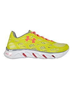 52afa6461cae30 Under Armour Womens UA Spine Vice Running Shoe 85 Flash Light -- You can  find