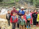 The village is in Longfu Township. Dr. Dai at the Longfu Hospital is the person who gives the support for us in this village. He was recently promoted to assistant head of the hospital but he will still help us help this village.