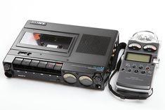 SONY TC-D5M (1978) & pcm-D1(2005)