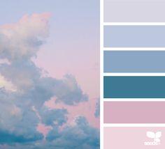 Design Seeds + Color Atlas by Archroma® Pastel Colour Palette, Hue Color, Colour Pallette, Colour Schemes, Color Combinations, Design Seeds, Dream Images, Color Balance, Color Swatches