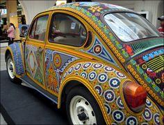 Beaded VW