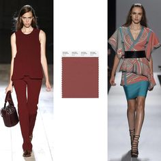 ¿Conoces el color 'Marsala? ¡Es el color de 2015!