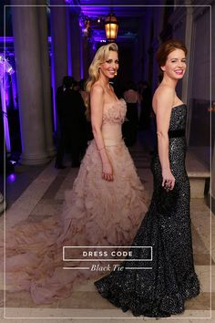What Every Single Dress Code Really Means: A Complete Guide | Black Tie