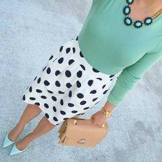 Para las amantes del color menta ¡Mira estas ideas! http://beautyandfashionideas.com/las-amantes-del-color-menta-mira-estas-ideas/ For Mint Color Lovers Look at these ideas! #Fashion #ideas #inspiracion #Moda #outfitideas #Outfits #Paralasamantesdelcolormenta¡Miraestasideas! #Tipsdemoda