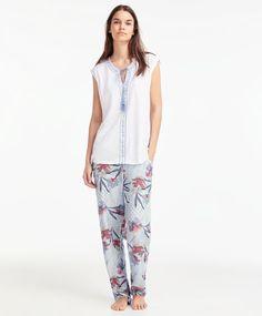 Sleep and pyjamas on pinterest - Ropa para casa ...