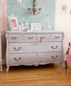 shabby chic dresser tender design