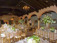 Sequoyah Country Club East Bay wedding location 94605
