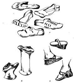 Роль обуви и аксессуаров в композиции костюма | ATLANTIC
