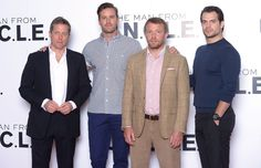 armie hammer the man from uncle - Google Search