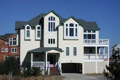 Pine Island~OBX Vacation Home~Corolla Classic Vacations