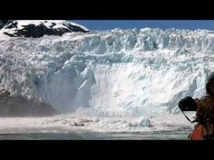 Glacier Calving, Huge Wave What an experience! For amazing expeditions and trips to Antarctica click here http://www.adventuretravelshop.co.uk/