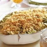 Broccoli-Cheddar Casserole - Paula Deen Magazine