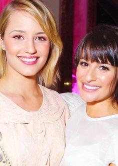 Dianna Agron & Lea Michele