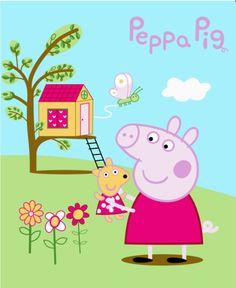 imagenes de peppa pig para imprimirImagenes y dibujos para